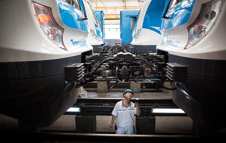 China abre sus puertas de par en par