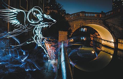 Los dragones salen de noche